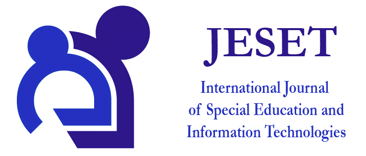 International Journal of Special Education and Information Technologies